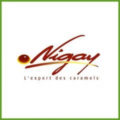 Caramel dyes and aromatic Nigay caramel wholesale,