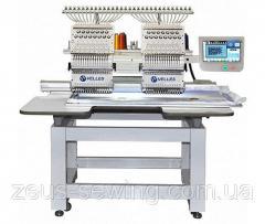 Многоголовочная высокоскоростная вышивальная машина VELLES VE 1204H-W