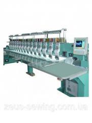 Вышивальная машина для вышивки на плоских изделиях с применением рамы или пяльцев н VELLES VE 1504H-W