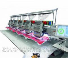 Вышивальная машина для вышивки на плоских изделиях VELLES VE 1510H-W