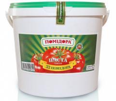 Томатная паста 33 помидора 5кг