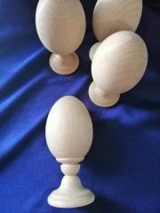 Яйцо на фигурной подставке 105 мм
