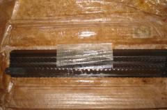 Полотно ножовочное ручное 300х12,5х0,63 Х6ВФ (Могилев, ЭЛМЕЗ)