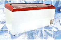Морозильный ларь с гнутым стеклом Juka M800S