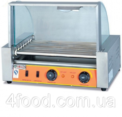 Roller Grill with glass Arizona RG5G