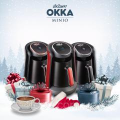 Домашняя кофе машина Arzum Okka Minio