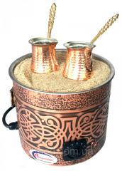Кофеварка на песке Ankemoller KMK Round