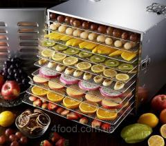 Сушка для пищевых продуктов дегидратор GoodFood WS10 Pro