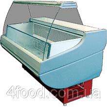 Холодильные витрины среднетемпературные (0…+8)