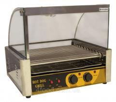 Roller Grill Rauder JRG-10GD with glass