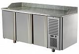 Стол холодильный Polair TM 3 GN Pizza-G