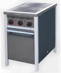 Плита электрическая ПЭ-2Ш Ч