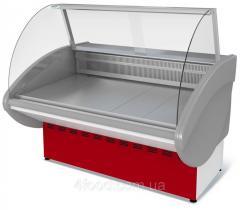 Витрина холодильная среднетемпературная ВХС-2,4