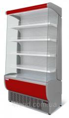 Витрина холодильная Флоренция ВХСп-1,0 красная