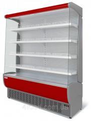 Витрина холодильная Флоренция ВХСп-1,9 красная