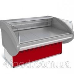 Витрина холодильная среднетемпературная открытая ВХСо-1,8 Илеть