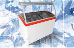 Морозильная витрина для мороженого Juka...