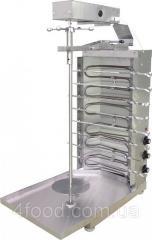 Аппарат для шаурмы 20 кг с мотором ШЕ-20П