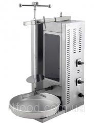 Аппарат для шаурмы Еколайн ШЕ30СК4 стеклокера