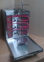 Apparatus for shawarma ShJe15 coffee Ekolajn