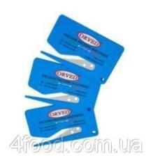 Нож для резки пакетов и пленки Orved