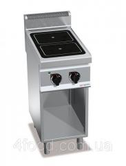 Индукционная плита GGM Gastro EDB479P 2 конфорки-7 кВт