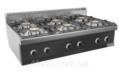 Gas cooker 6 GHK173M GGM konforkok-33.5 kW