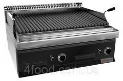Гриль лавовый газовый GGM Gastro GLK873C 14 кВт