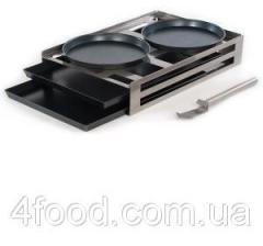 Набор для приготовления блюд на противнях Alfa Pizza Askit-Mulsy