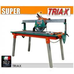 Рельсовая камнерезная пила TRIAX SUPER 100 (220 В)