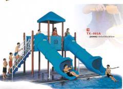 Аквапарки для детей
