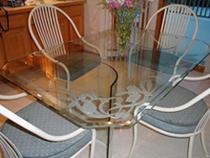 Столы стеклянные, стол стеклянный цена киев,