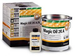 Масло двухкомпонентное Pallmann Magic oil 2-k,