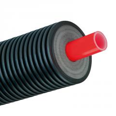 Теплоизолированная труба AustroISOL одинарная 110/200 мм (Австрия)