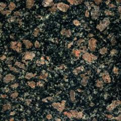 Гранит Корнинский Leopard - темно-серый гранит с