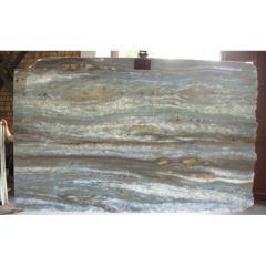 Blue Calcite Голубой агат - полудрагоценный