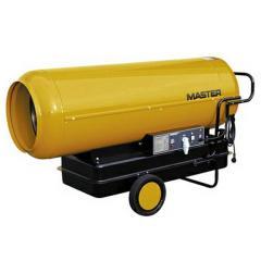 Жидкотопливный нагреватель с прямым нагревом