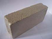 Fire-resistant brick of ShL-0.4