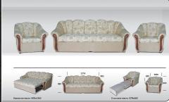 Кресла  модель   Мангуст
