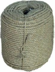 Шнур льняной. Веревки, шпагат . Волокна, пряжа, нити текстильные. Шнуры