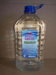 Жидкое Мыло 5 л. (Строительное)