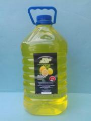 Жидкое Мыло 5 л. (Лимон)