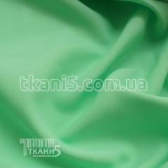 Ткань Габардин салатовый УЦЕНКА