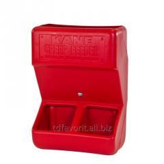 Кормушка пластиковая для поросят KANE Creep Feeder  KCF-SQ