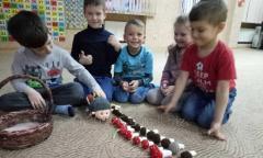 Развивающие групповые занятия для детей от 4х мес до 6 лет