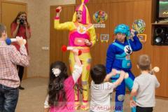 Детский День рождения (от 1 года до 6 лет) в Харькове