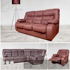 Комплект Лотто (диван и 2 кресла)