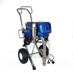Покрасочный аппарат EP-450ITX - шпаклевка и огнезащита