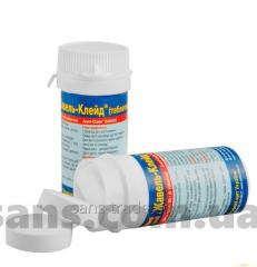 "Disinfectant ""Kleyd-Javel"" bank plastic 20g"