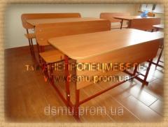 Парты и стулья регулируемые по высоте